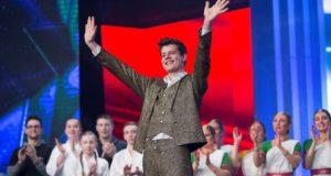 """S. Urbonavičius apie """"Lietuvos talentų"""" pusfinalio lyderį: """"Tokie gimsta vieną kartą per šimtą metų"""""""