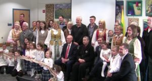 JAV. Kovo 11-oji New Haveno lietuvių bendruomenėje