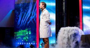 """""""Lietuvos talentų"""" teisėjus apstulbino fiziko pasirodymas"""
