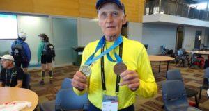 Pasaulio veteranų žaidynėse Lietuvos irkluotojai iškovojo keturis medalius