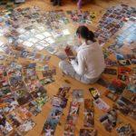 """""""Sielos koliažas"""" – savęs pažinimo būdas, kuriam pakanka žurnalo ir žirklių"""