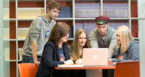 Vilniaus universitetas – nacionalinių reitingų lyderis