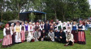Dubline nuskambėjo Baltijos šalių festivalis