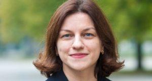 """Milda Ališauskienė: """"Ekonomiką augina idėjų kūryba"""""""