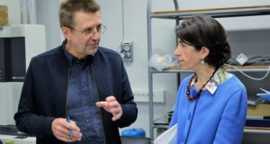 """CERN direktorė F. Gianotti: """"Pastaraisiais metais technologinis vystymasis VU – neįtikėtinas"""""""
