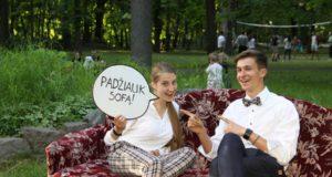 """Į Vytauto parką kauniečius vėl sukvies jaunimo festivalis """"Padžiauk sofą"""""""