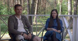 Neįtikėtina kojų netekusių Robertos ir Edvardo meilės istorija