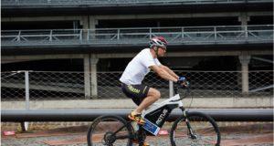 Per 20 dienų 3000 km dviračiu įveikęs kaunietis kelia sau dar didesnius tikslus