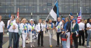 """Estijos lietuviai: """"Pasaulio lietuvių žaidynės mums – miela ir labai laukiama tradicija"""""""