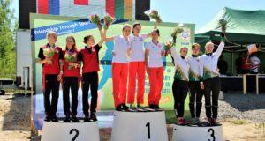 Lietuvos kariškėms – pasaulio čempionato bronza