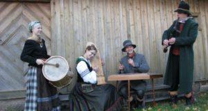 Dainuojamosios poezijos festivalyje – ne tik dainos, bet ir kūrybinių veiklų gausa