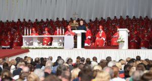 """Prezidentė: """"Palaimintasis Teofilius Matulionis – tikėjimo, tvirtos dvasios ir meilės Lietuvai pavyzdys"""""""