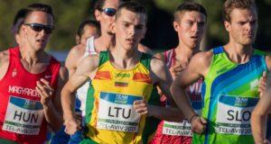 """Šimtmečio bėgiku tituluojamas Simas Bertašius: """"Lietuvos rekordas – man pasiekiamas"""""""