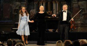 Vaidos Genytės ir Zbignevo Levickio koncerte – neoficialus pasaulio rekordas