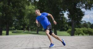Iš kūno kultūros pamokų bėgdavęs I. Dombrauskis dabar aplinkinius užkrečia bėgimo virusu