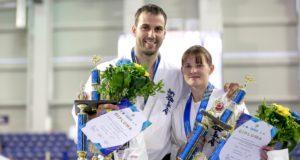 Iš pasaulio kiokušin karatė čempionato lietuviai grįžta su dviem medaliais