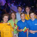 Lietuviai – vieni favoritų pasaulinėse robotikos žaidynėse JAV