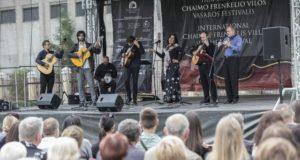 Šiauliečius užbūrė nepažintos Ispanijos melodijos