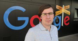 """""""Google"""" dirbantis lietuvis – apie darbo prestižinėje įmonėje užkulisius"""