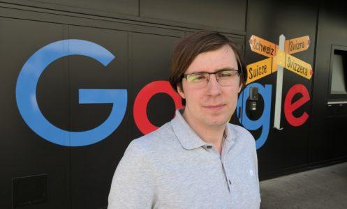 """Lietuvis – apie darbo """"Google"""" įmonėje užkulisius"""