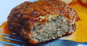 Sultingi mėsos ir cukinijų maltinukai