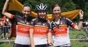 Lietuvos moterų komanda – Europos vicečempionės