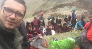 """Ekspedicijoje Himalajų kaime dalyvavęs lietuvis: """"Tai, kas mums įprasta, vietiniams atrodo stebuklas"""""""