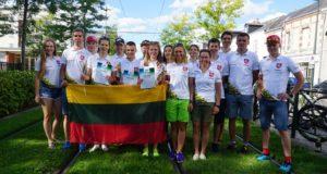 Algirda Zaliauskaitė Europos pirmenybėse – penkta