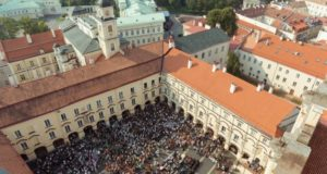 Vilniaus universitetas naujus mokslo metus pasitiks pritraukęs gabiausius abiturientus