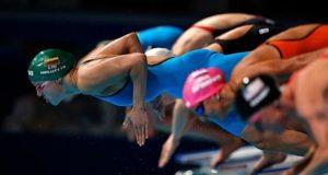 Rūta Meilutytė pasipuošė antruoju pasaulio taurės varžybų medaliu