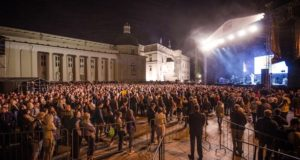 Rugsėjo pradžioje Vilnių užlies didžiausias miesto festivalis