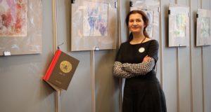 """Piešinius papuošalais pavertusi Sigutė Ach: """"Talismanai – indai, į kuriuos reikia įpilti nuoširdų meilės turinį"""""""