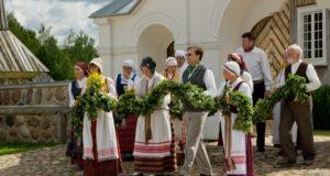 Lietuvos liaudies buities muziejus kviečia į Žolinės šventę