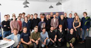 """Prezidentė: """"Talentingas jaunimas renkasi Lietuvą"""""""