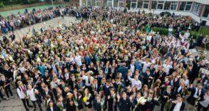 Naujus mokslo metus pradėjo beveik pusė milijono šalies mokinių ir studentų