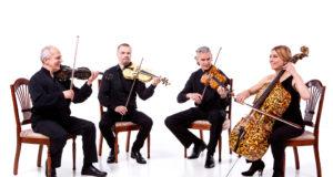 """Pirmą kartą Lietuvoje gintaro skambesį klausytojams dovanos """"Amber Quartet"""""""