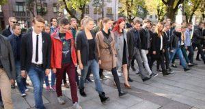 KTU įkurtas Šaulių sąjungos padalinys – studentai ir dėstytojai įsipareigojo ginti savo valstybę