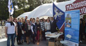 Kražiai – 2018 metų mažoji Lietuvos kultūros sostinė – prisistatė Vilniuje