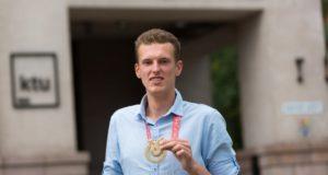 Kurčiųjų krepšinio rinktinės narys – apie paskaitas su gestų vertėja, olimpinį auksą ir norą tapti pirmuoju programuotoju