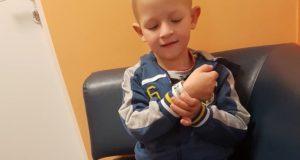 Vaikų ligoninėje – nauja priemonė pacientų saugumui užtikrinti