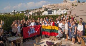 Atėnuose surengtas pirmasis Graikijos ir Kipro lietuvių metinis susitikimas