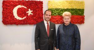Stambule atidarytas Lietuvos garbės konsulatas