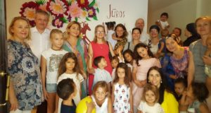 Hurgadoje duris atvėrė naujas lietuvių bendruomenės centras