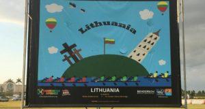 JAV moksleiviams irklavimas padėjo atrasti Lietuvą