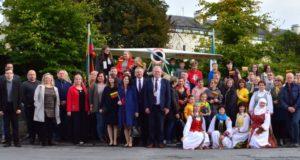 Airijoje paminėtas lietuvio, nutiesusio draugystės tiltą tarp lietuvių ir airių tautų, skrydis per Atlantą