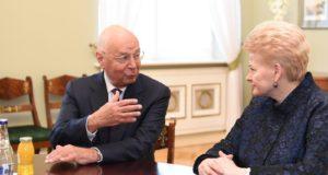 Lietuva kviečiama į Davoso forumą
