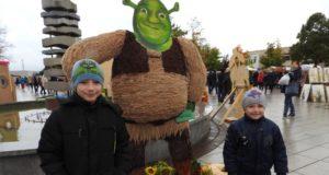 Ignalinos rudens gėrybių mugė stebino dalyvių išmone
