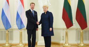 Lietuvos ir Liuksemburgo ryšiai įgauna naują pagreitį