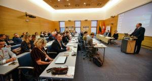 Užsienio reikalų ministerijoje susirinko lietuviai iš 32 pasaulio šalių