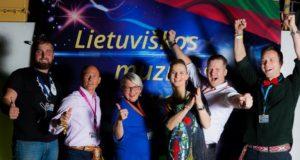 NORVEGIJA. Lietuviškos muzikos vakaras laive